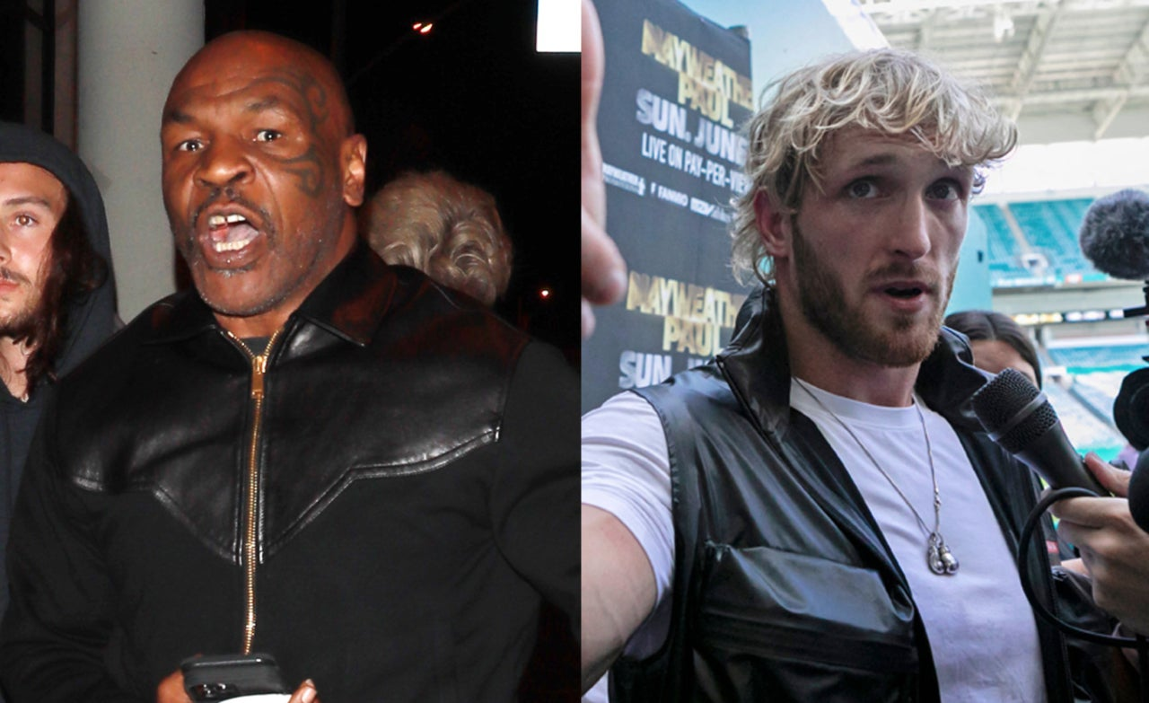 Mike Tyson Inserts Himself Into Logan Paul and Floyd Mayweather Mayhem.jpg