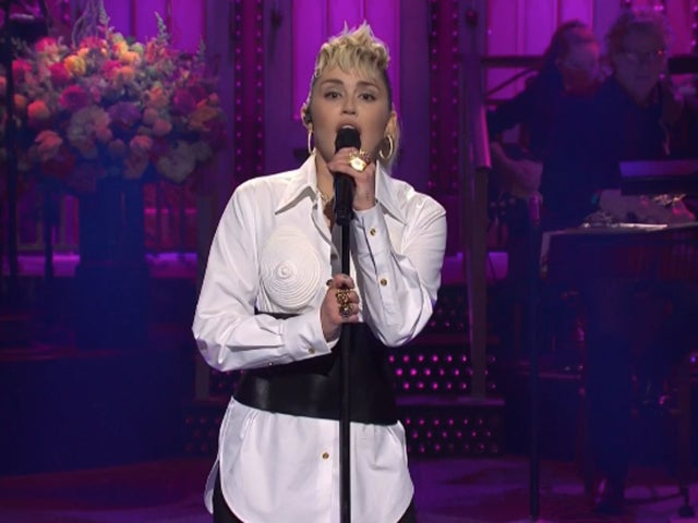 'SNL' Delivers a Heartwarming Mother's Day Cold Open With Help From Miley Cyrus
