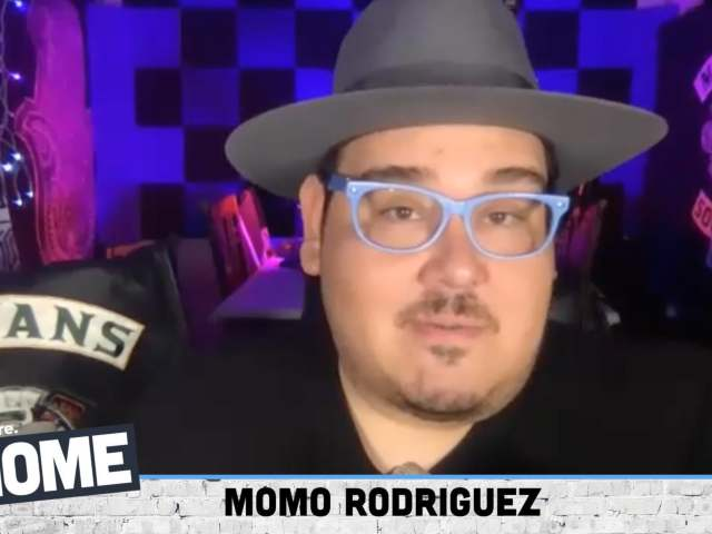 Momo Rodriguez - Popculture at Home Exclusive Interview