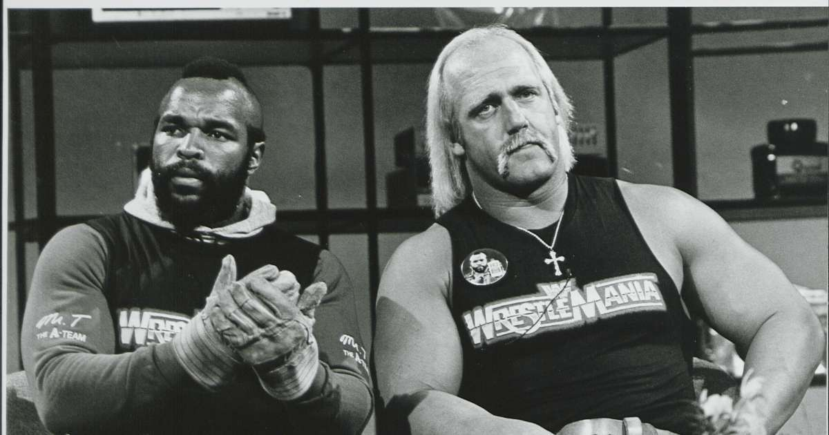Mr T refelcts on historic impact he made on WWE