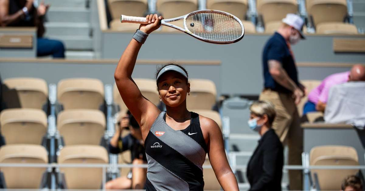 Naomi Osaka defended tennis star leaves French Open