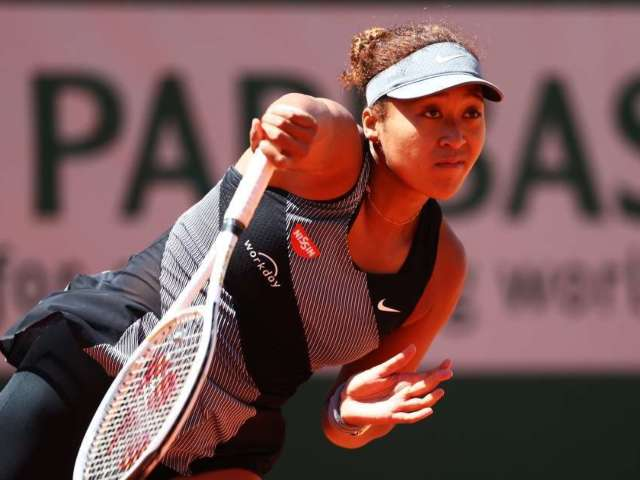 Naomi Osaka Announces She's Withdrawing From French Open