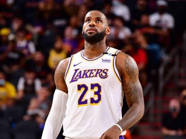NBA Explains Decision Not to Punish LeBron James for COVID Bubble Violation