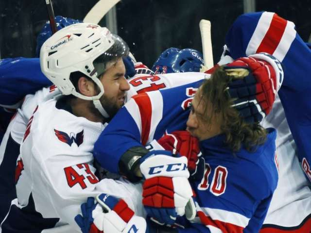 New York Rangers Call for NHL Executive to Be Fired After Not Suspending Washington Capitals Player