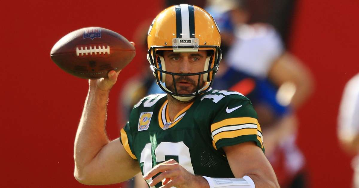 NFL reportedly ready to trade for Aaron Rodgers