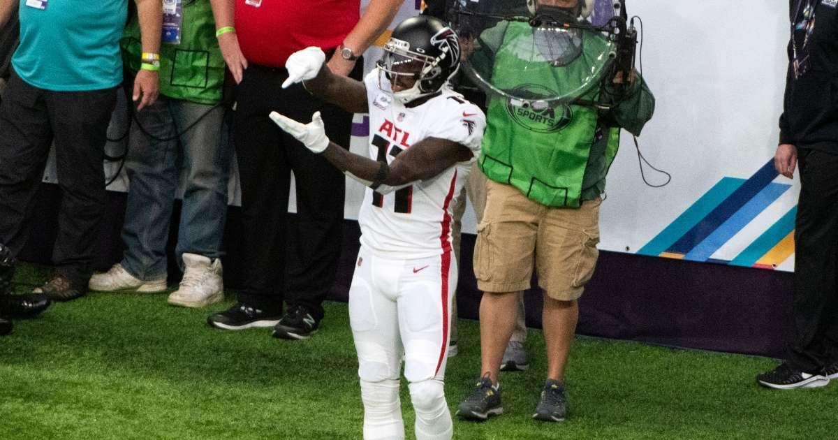 NFL team discuss Julio Jones trade with Falcons