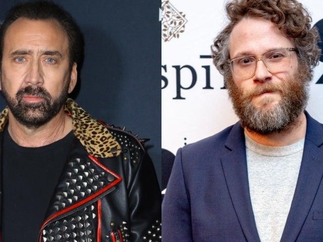 Nicolas Cage Had Strange Idea for Seth Rogen's 'Green Hornet' Movie