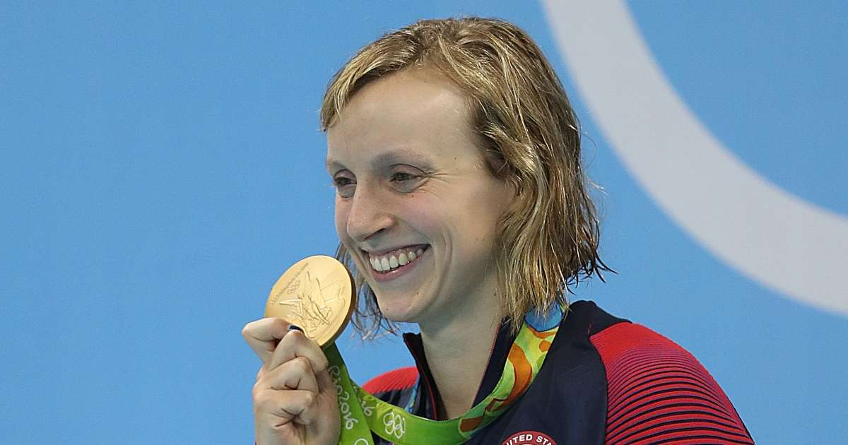 Olympic Champion Katie Ledecky details preparation Tokyo games COVID-19 pandemic