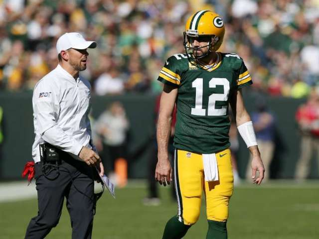 Packers Coach Matt LaFleur Reacts to Aaron Rodgers' Revealing Interview