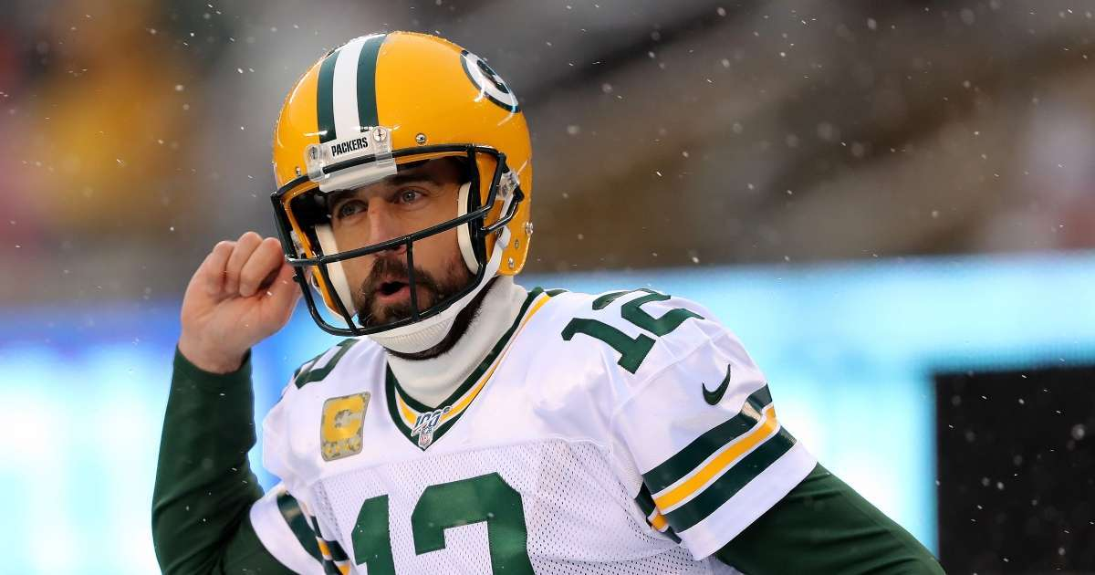 Packers start looking quarterbacks aaron rodgers drama