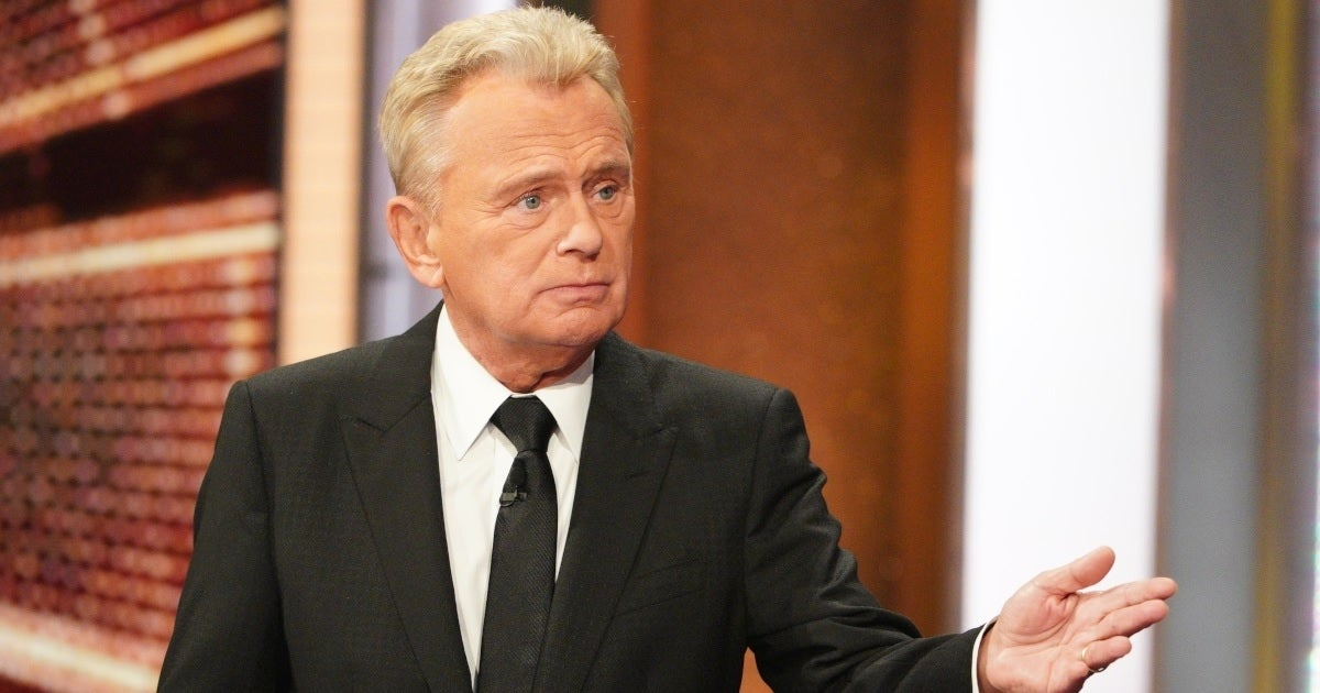 pat sajak getty images