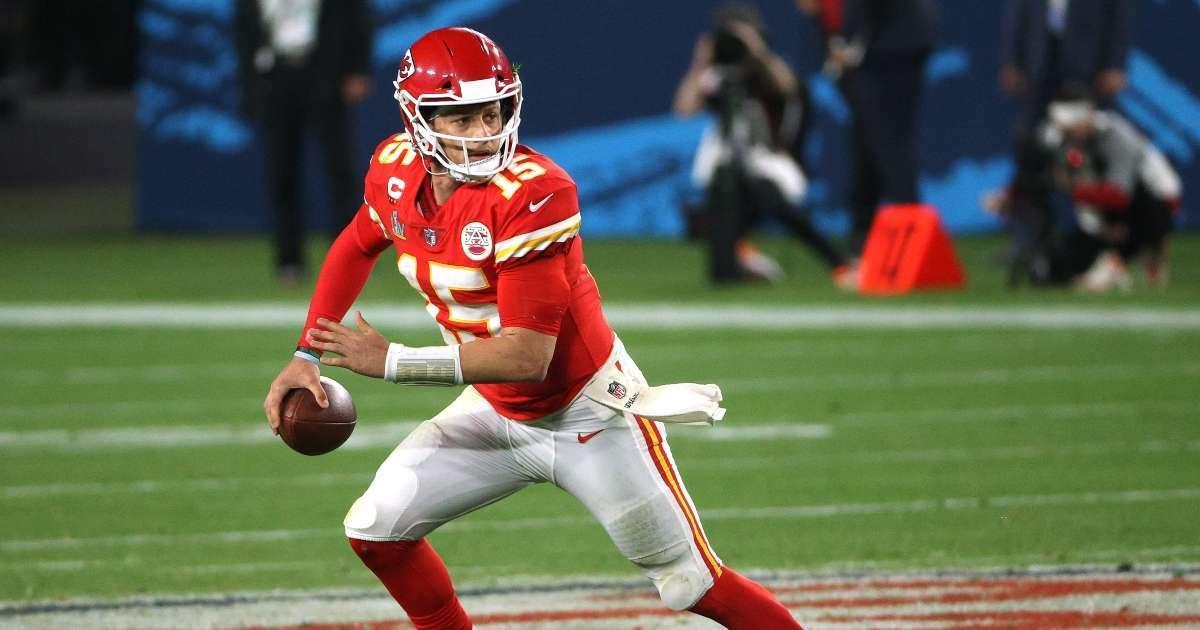 Patrick Mahomes interesting idea NFL improve officiating