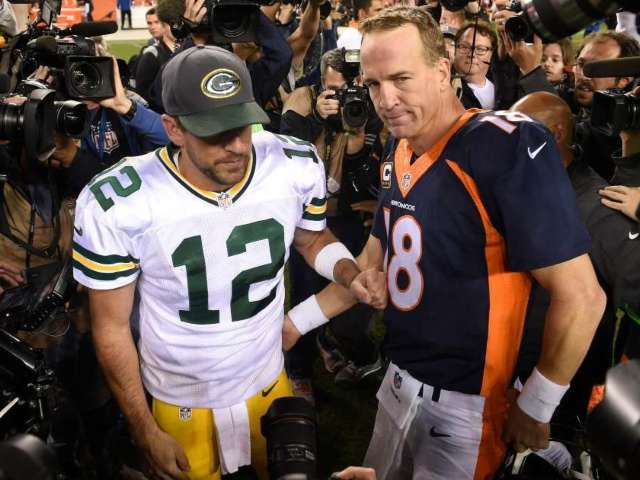 Peyton Manning Weighs in on Aaron Rodgers-Green Bay Packers Drama