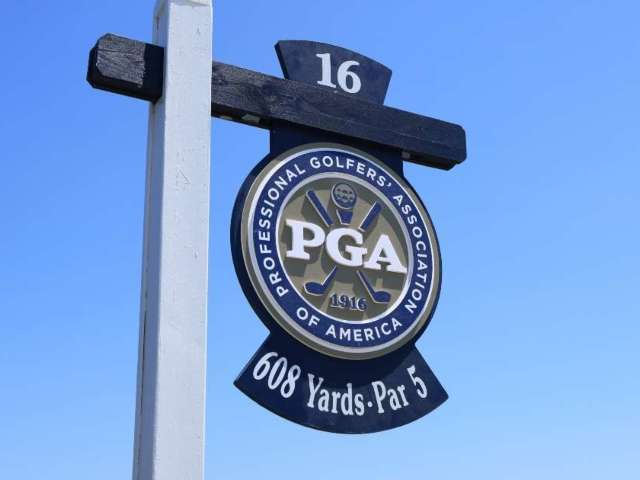 PGA Championship 2021: Someone May Have Been Farting Next to Open Mic During Broadcast