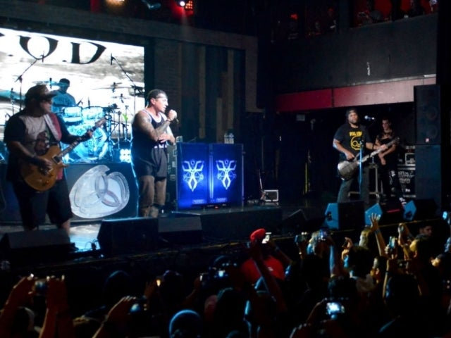 P.O.D.'s Marcos Curiel Comments on Possibility of New Album: 'We've Been Doing Some Writing' (Exclusive)