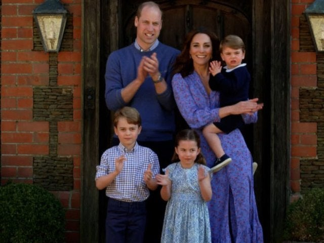 Princess Charlotte Looks Just Like Dad Prince William in New 6th Birthday Photo