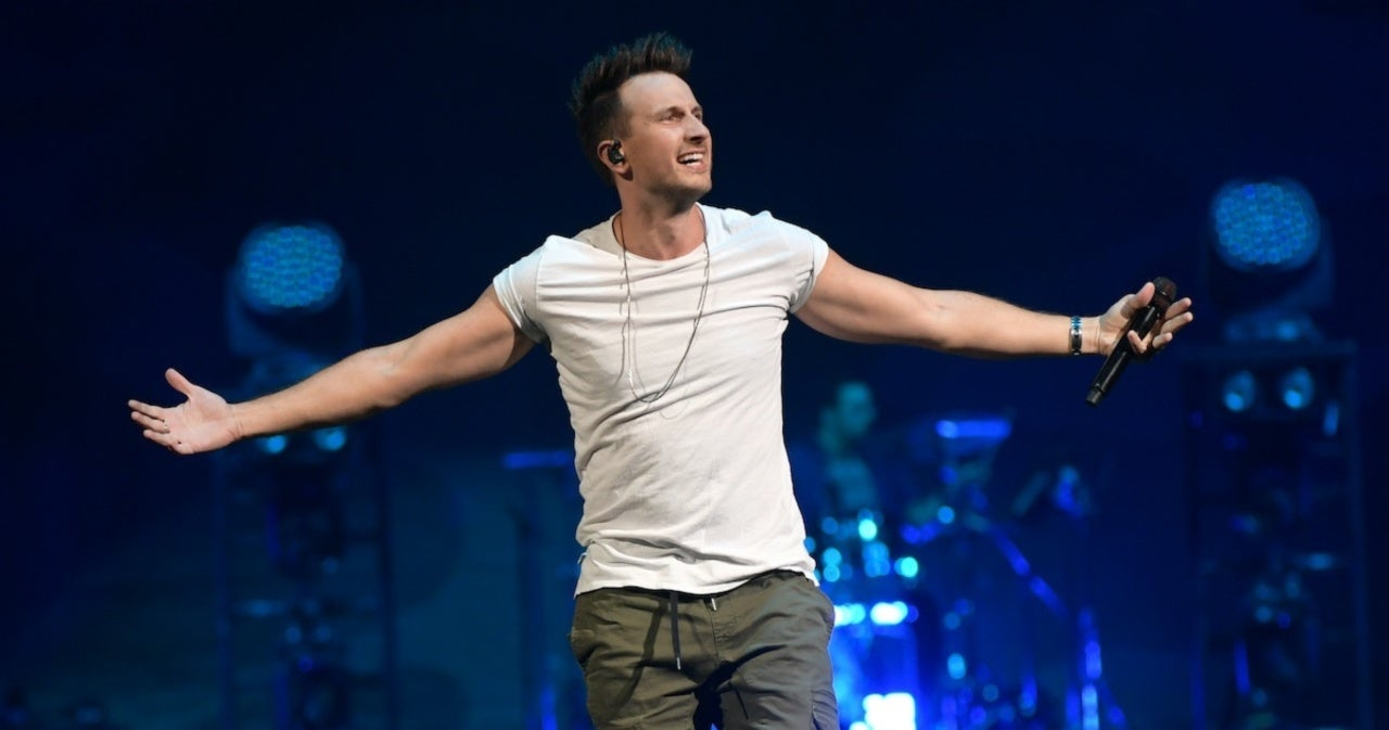 Russell Dickerson's 8-Month-Old Son Remington Is 'Crushing the Road Life'.jpg