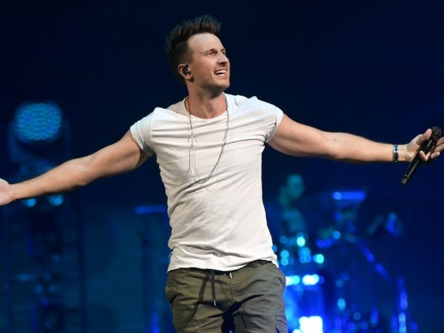 Russell Dickerson's 8-Month-Old Son Remington Is 'Crushing the Road Life'