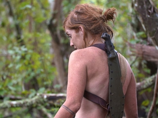 'Naked and Afraid XL's Rylie Parlett Talks Taking on 'Legendary' 60-Day Swamp Challenge