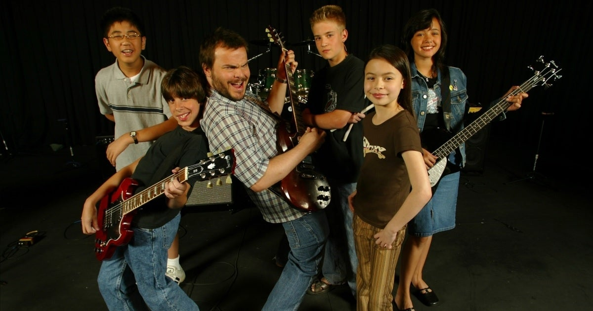 school of rock cast getty images
