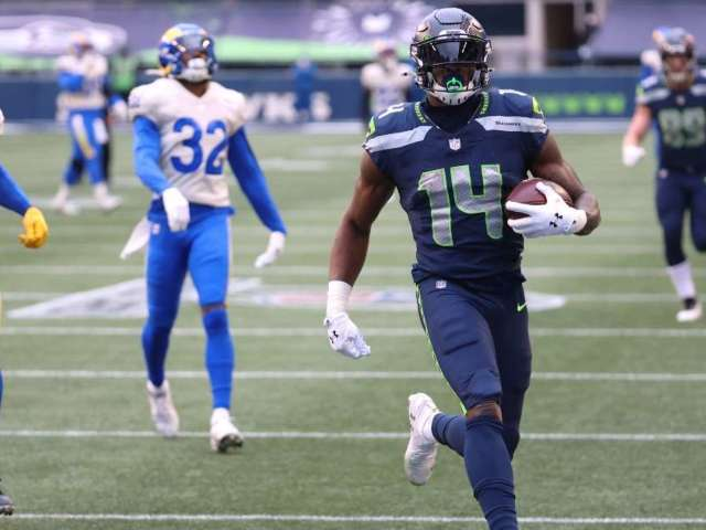 Seahawks' DK Metcalf to Compete in Major Track and Field Event