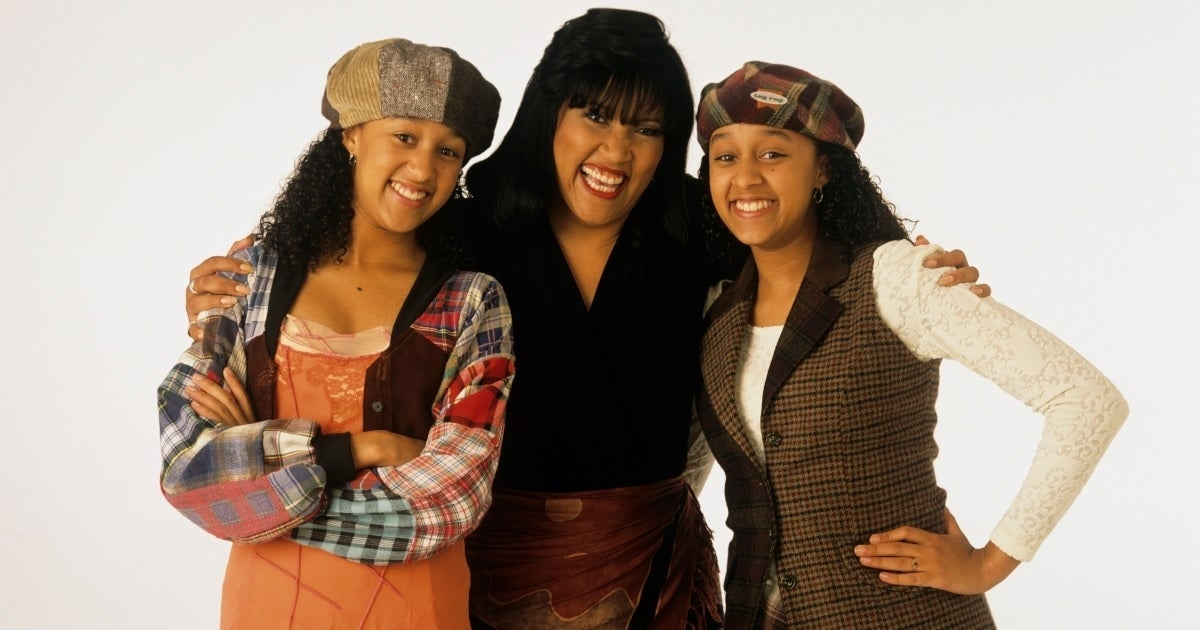 sister sister cast getty images