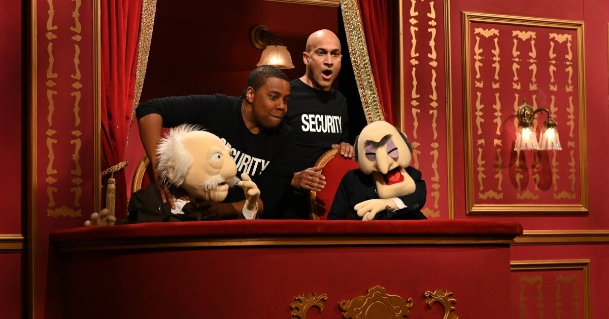 snl muppet sketch nbc getty images