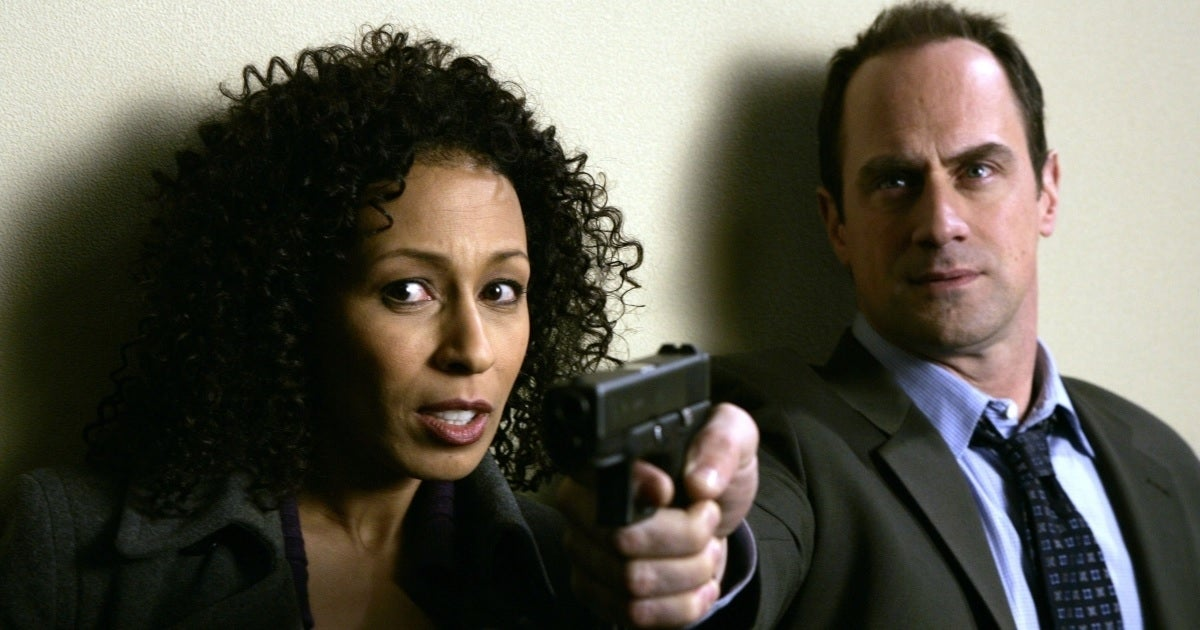 tamara tunie christopher meloni svu getty images