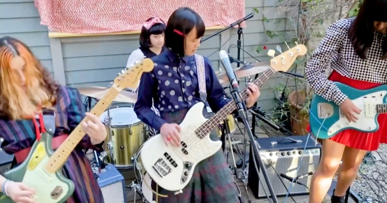 Young Girl Punk Band Sign Record Deal After Viral 'Racist Sexist Boy' Library Performance.jpg
