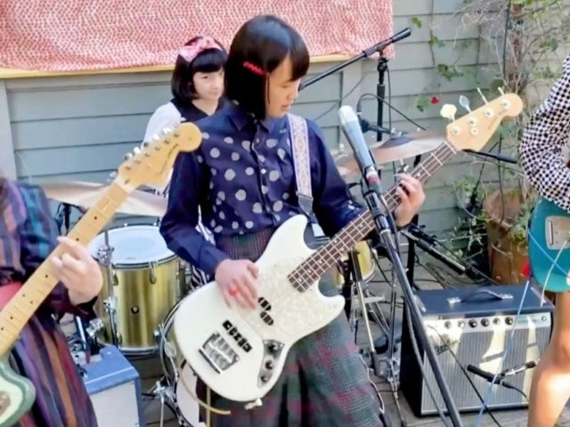 Young Girl Punk Band Sign Record Deal After Viral 'Racist Sexist Boy' Library Performance
