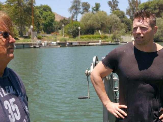 The Miz's Father Pulls Hilarious Prank on WWE Superstar in 'Miz & Mrs.' Exclusive Clip