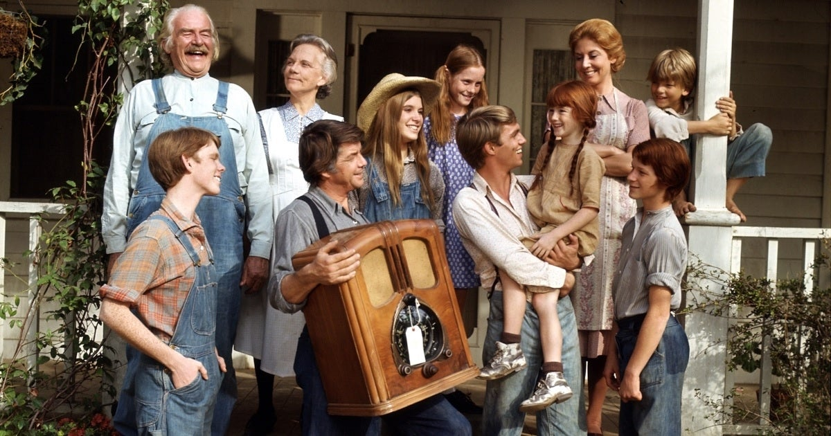 the waltons getty images