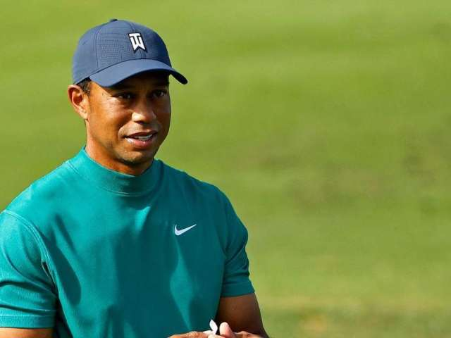 Tiger Woods Speaks out About Recovery Following Car Crash