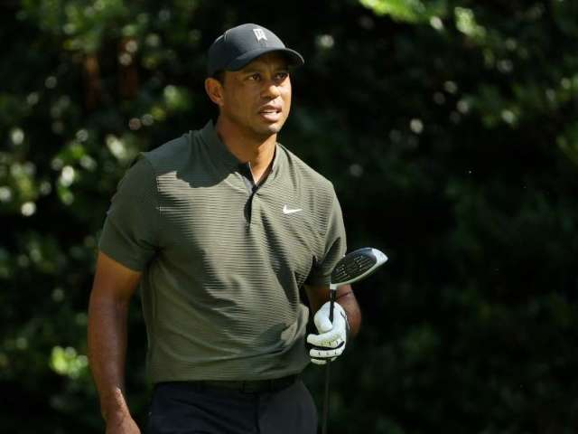 Tiger Woods Spotted in Rare Public Appearance Following Car Crash