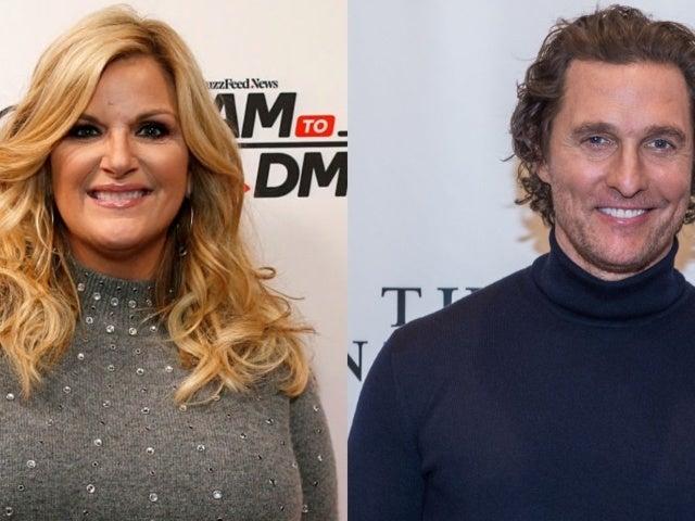 Trisha Yearwood Jokes That She Gave Matthew McConaughey His Big Break in Her 'Walkaway Joe' Video