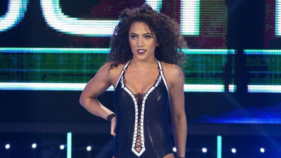 Vanessa Borne WWE released