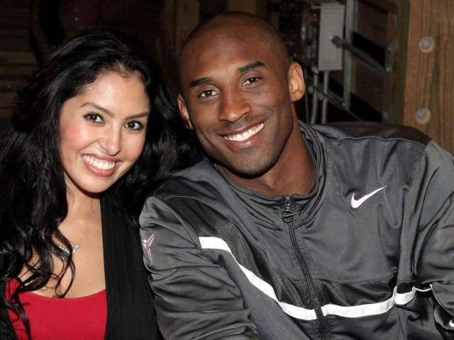 Vanessa Bryant Gets Emotional in Snapshot Alongside Photo of Late Husband Kobe