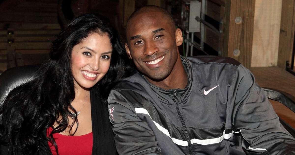 Vanessa Bryant gets emotional snapshot alongside photo late husband Kobe