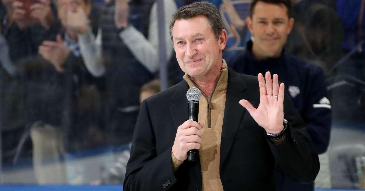 Wayne Gretzky lands major NHL TV gig