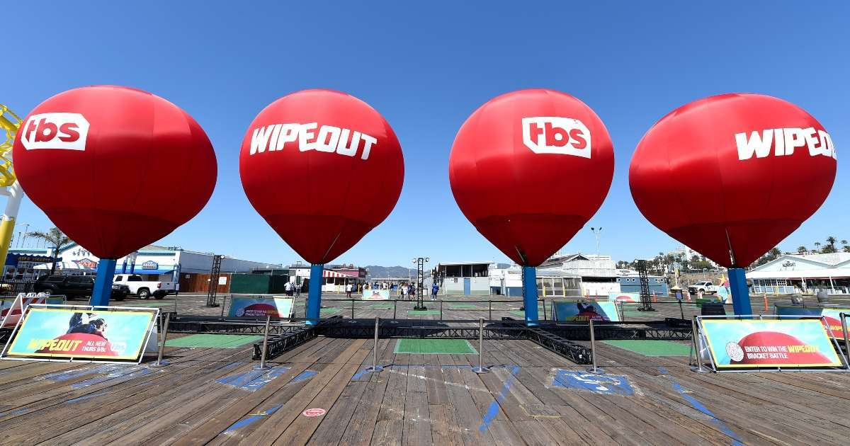 Wipeout creator reveals why brought back game show