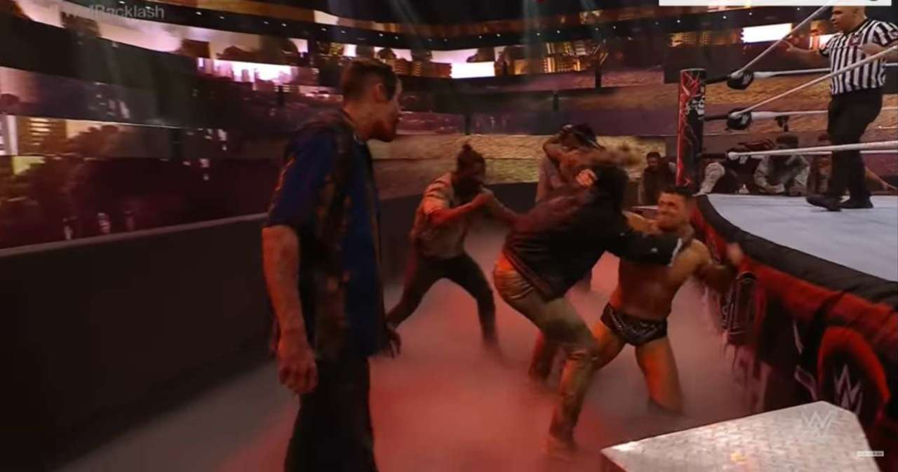 Zombies Take Over WrestleMania Backlash, and Fans Lose It.jpg