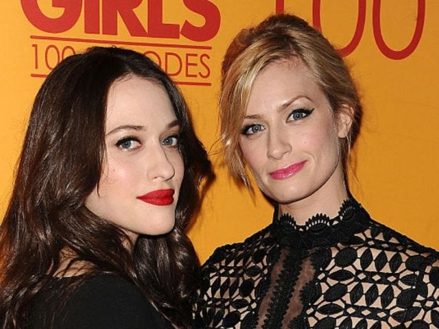 'The Neighborhood' Star Beth Behrs Speaks out Over '2 Broke Girls' Co-Star Kat Dennings' Engagement (Exclusive)