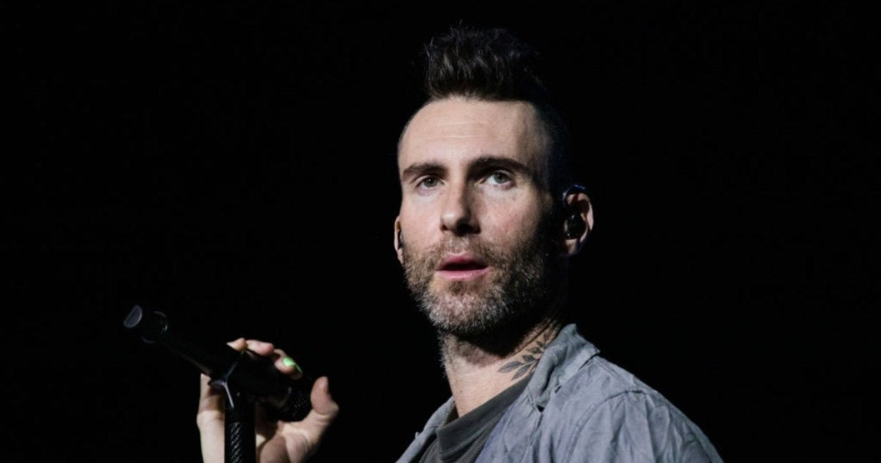 Adam Levine's Shirtless Workout Leaves Fans Aching for 'The Voice' Return.jpg