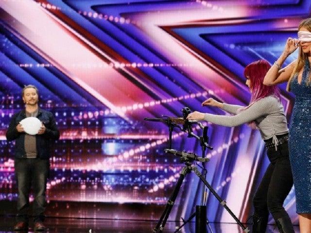 Simon Cowell Plays Terrifying Prank on Sofia Vergara on 'America's Got Talent'