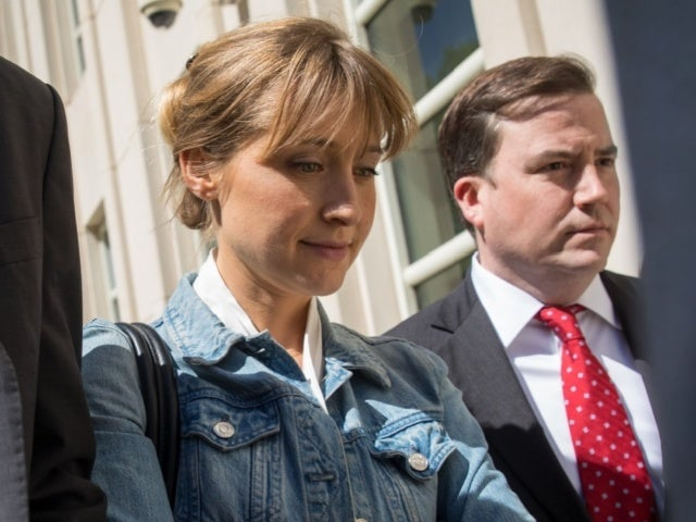 'Smallville' Alum Allison Mack Pleads for No Jail Time in NXIVM Cult Trial
