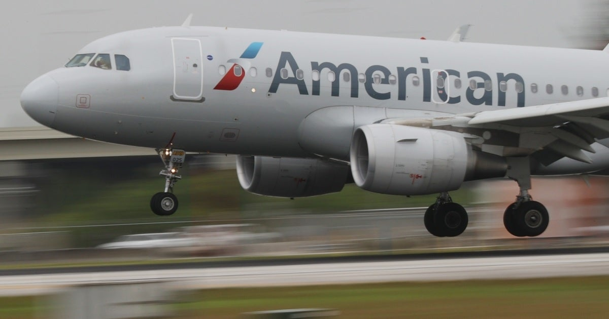 american airlines getty images