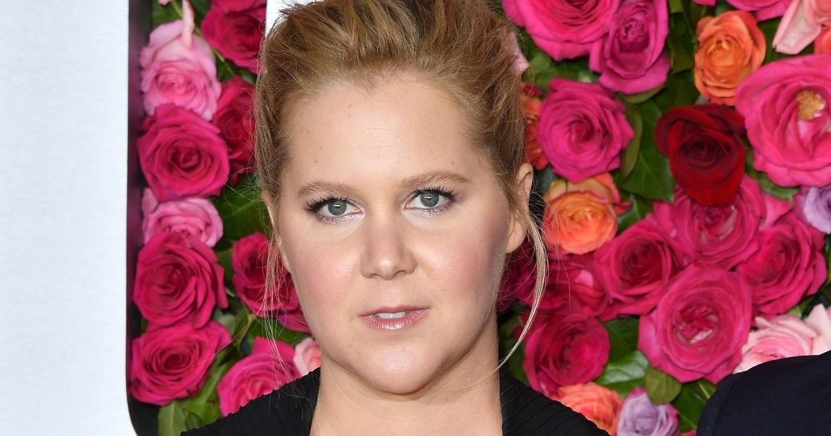 amy schumer getty images