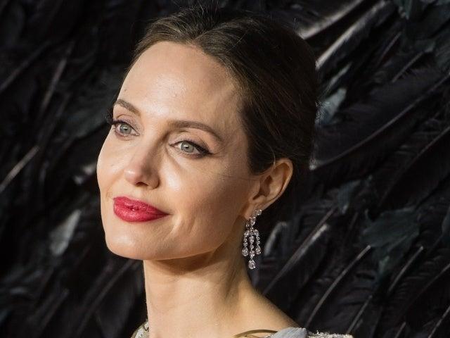 Angelina Jolie Debuts Meaningful New Tattoo in Italian