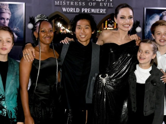Angelina Jolie Says 3 of Her Kids Wanted to Testify Against Brad Pitt
