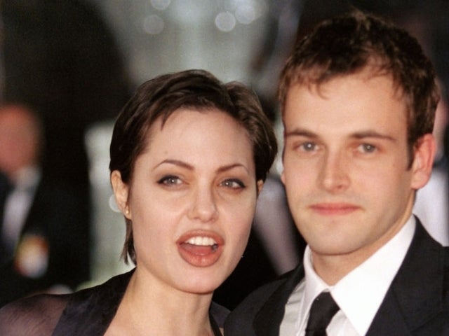 Angelina Jolie Reportedly Reunited With Ex-Husband Jonny Lee Miller in New York